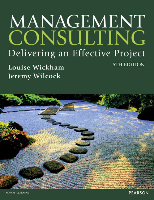 Pearson management consulting 5th edn pdf ebook delivering an view larger cover fandeluxe Choice Image