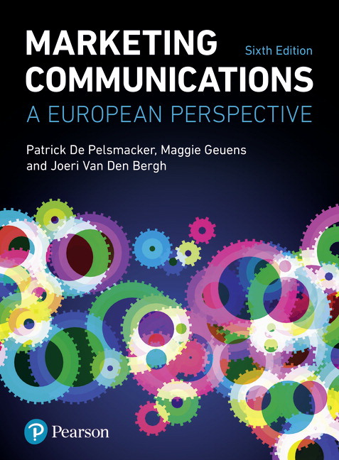 Pearson marketing communications a european perspective 6e view larger cover fandeluxe Choice Image