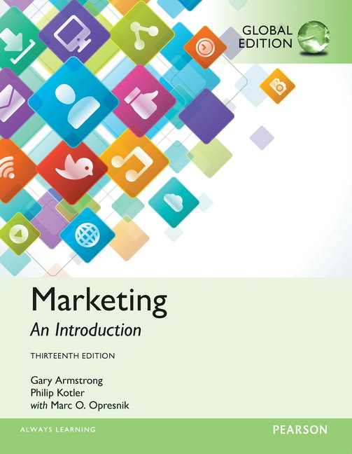 Pearson marketing an introduction global edition 13e gary view larger cover fandeluxe Images
