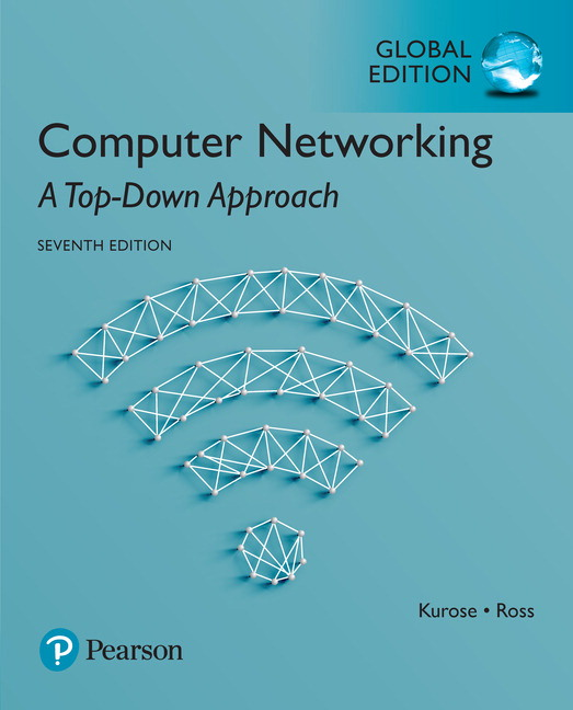 computer networking a top down approach 7th edition pdf download Pearson - Computer Networking: A Top-Down Approach, Global Edition ...