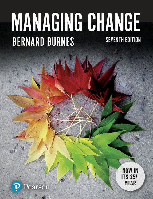Pearson managing change 7e bernard burnes view larger cover managing change fandeluxe Gallery