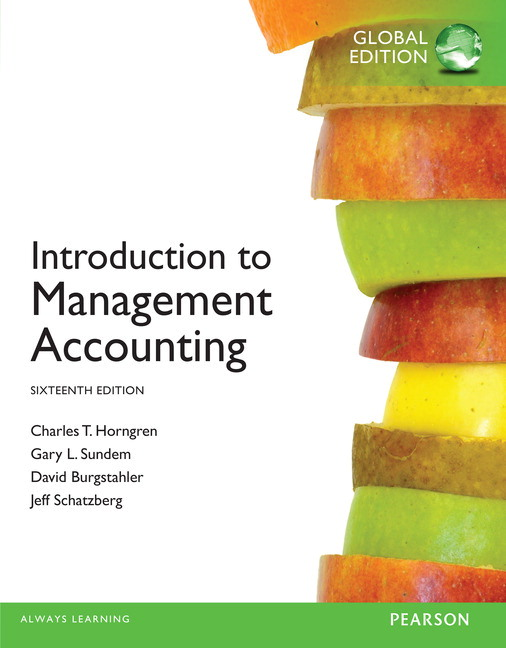 Pearson introduction to management accounting plus myaccountinglab view larger cover fandeluxe Gallery
