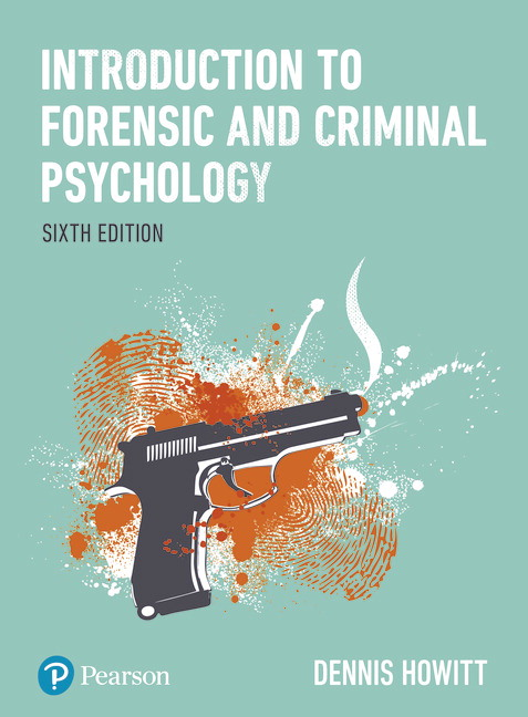 Pearson introduction to forensic and criminal psychology 6e view larger cover introduction fandeluxe Choice Image