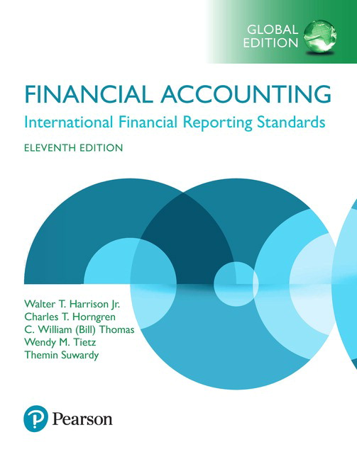 Pearson financial accounting global edition 11e walter t view larger cover financial accounting global edition fandeluxe Images