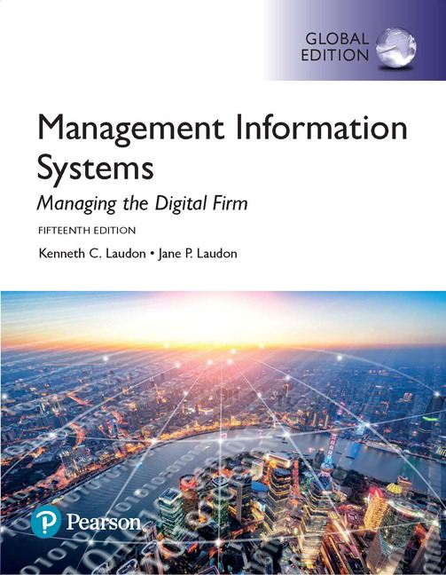 Pearson management information systems managing the digital firm view larger cover management information systems fandeluxe Gallery