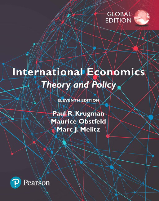 Pearson international economics theory and policy global edition view larger cover fandeluxe Gallery