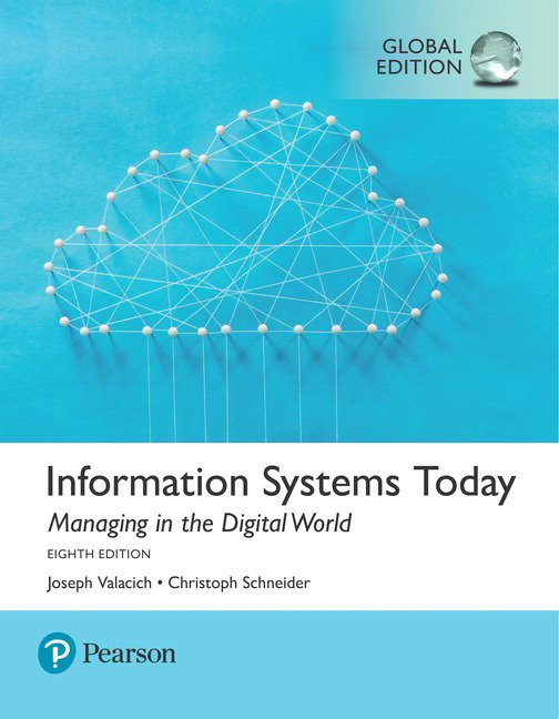 Pearson information systems today managing the digital world view larger cover information systems today managing the digital world fandeluxe Images