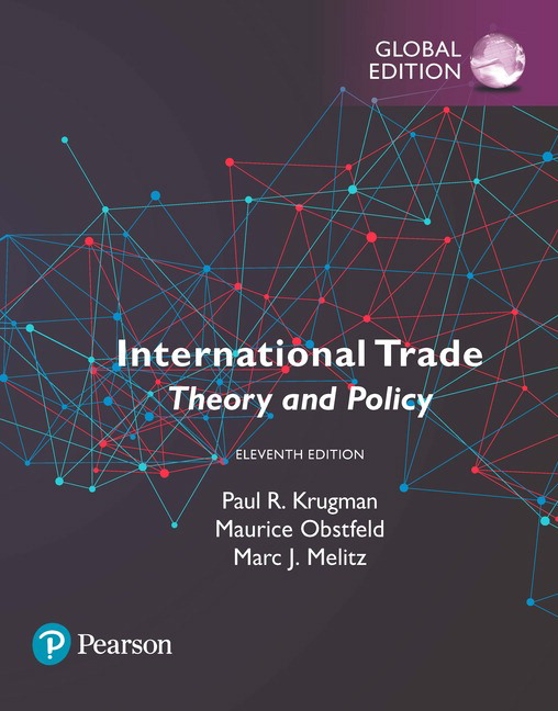 Pearson international trade theory and policy global edition 11 view larger cover fandeluxe Images