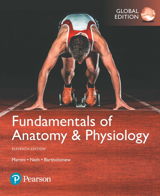 Pearson - Fundamentals of Anatomy & Physiology, Global Edition, 11/E ...