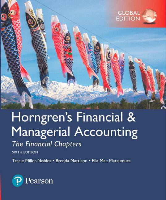 Pearson horngrens financial managerial accounting the view larger cover horngrens financial managerial accounting fandeluxe Images