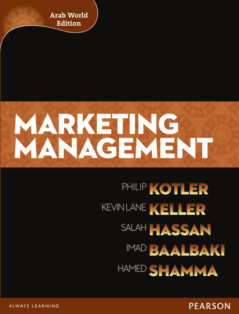 Pearson marketing management arab world edition salah s view larger cover marketing management fandeluxe Choice Image