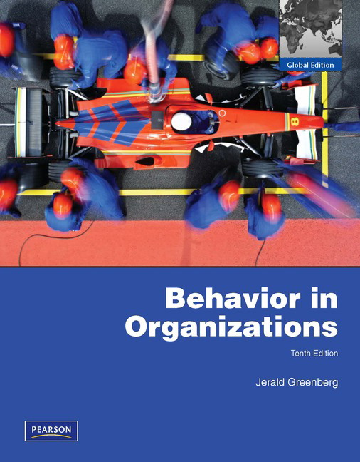 Pearson behavior in organizationsglobal edition 10e jerald view larger cover fandeluxe Images