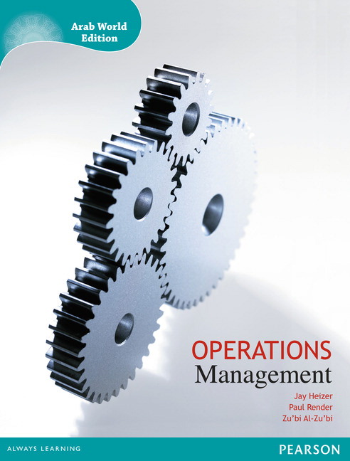 Pearson operations management with myomlab arab world edition view larger cover operations management fandeluxe Images