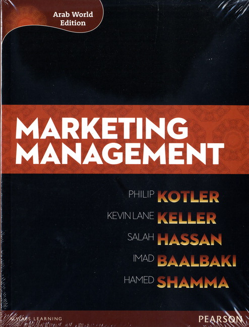 Pearson - Marketing Management (Arab World Editions) with ...