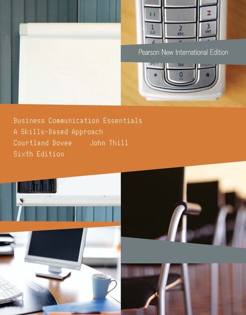 Pearson business communication essentials pearson new view larger cover business communication fandeluxe Images