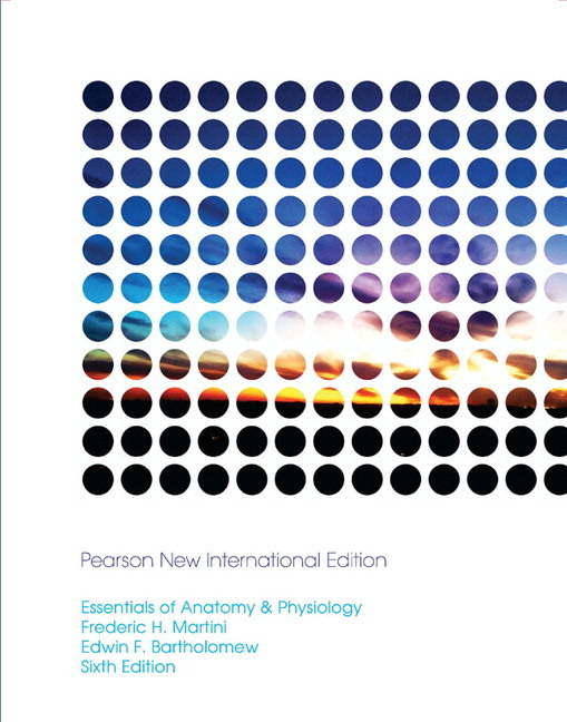 Pearson - Essentials of Anatomy & Physiology: Pearson New ...
