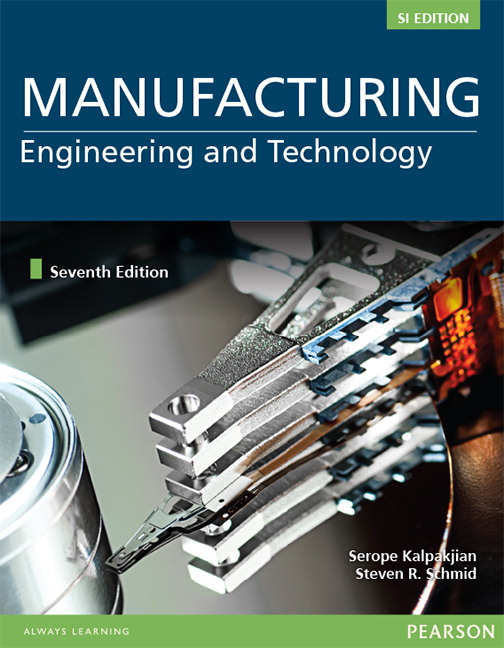 manufacturing engineering and technology by kalpakjian pdf