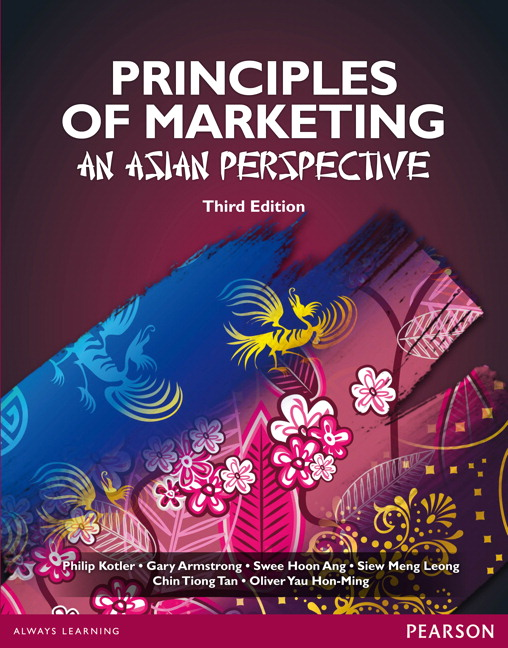 Principles of Marketing Pearson Principles of Marketing