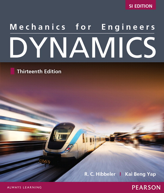 pearson mechanics for engineers dynamics si edition 13 e r c rh catalogue pearsoned co uk rc hibbeler dynamics solution manual 13th edition r.c. hibbeler engineering mechanics dynamics solution manual 13th edition