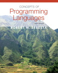 Concepts of Programming Languages, 10/e/e