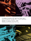 Organizational Behaviour, Ninth Edition, 9/e [book cover]