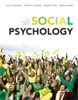 Social Psychology, Fifth Canadian Edition, 5/e [book cover]