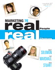 Marketing: Real People, Real Choices, 7/e [book cover]