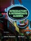 Experiencing Introductory and Intermediate Algebra Through Functions and Graphs, 3/e [book cover]