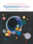 Organizational Behaviour: Concepts, Controversies, Applications, Sixth Canadian Edition, 6/e [book cover]