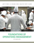 Foundations of Operations Management, Third Canadian Edition, 3/e [book cover]