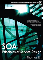 SOA Principles of Service Design, 1/e [book cover]
