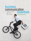 Business Communications Essentials, Third Canadian Edition, 3/e [book cover]