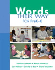 Words Their Way for PreK-K, 1/e/e