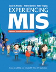 Experiencing MIS, Second Canadian Edition, 2/e [book cover]