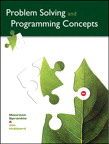 Problem Solving and Programming Concepts, 9/e/e