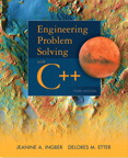 Engineering Problem Solving with C++, 3/e/e