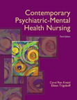 Contemporary Psychiatric-Mental Health Nursing, 3/e [book cover]
