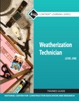 Weatherization Technician Level 1, 1/e/e