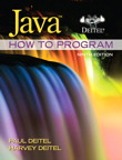 Java How to Program (Early Objects), 9/e [book cover]