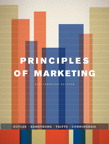 Principles of Marketing, Ninth Canadian Edition, 9/e [book cover]
