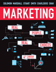 Marketing: Real People, Real Choices, Fourth Canadian Edition, 4/e [book cover]