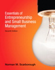 Essentials of Entrepreneurship and Small Business Management, 7/e/e