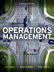 Operations Management, Canadian Edition, 1/e [book cover]