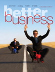 Better Business, First Canadian Edition, 1/e [book cover]