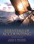 Essentials of Accounting, 11/e/e