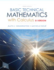 Basic Technical Mathematics with Calculus, SI Version (Pearson Canada), 10/e [book cover]