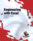 Engineering with Excel, 4/e/e
