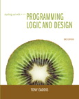Starting Out with Programming Logic and Design, 3/e/e