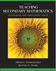 Teaching Secondary Mathematics: Techniques and Enrichment Units, 9/e/e