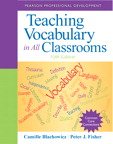 Teaching Vocabulary in All Classrooms, 5/e/e